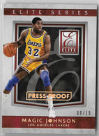 "Panini ""Elite Series"" / PRESS PROOF - No. 22  (#d 8/10)"