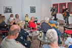 Sommerfest des Kunstvereins Schmalkalden 2016