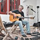Konzert im Kunsthaus am Markt: Dieter Bornschlegel