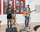 Konzert im Kunsthaus am Markt: The American West