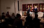 Jahresabschlussfest des Kunstvereins Schmalkalden mit Konzert mit Janna