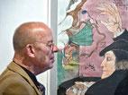 Ausstellung im Kunsthaus Schmalkalden: Uwe Bremer