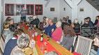 Jahresabschlussfeier 2017 des Kunstvereins Schmalkalden, Foto: L. Fleischmann