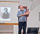 Vortrag im Kunsthaus am Markt über Lehmbruck