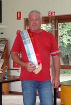 Roger Esplin wins Alf 'Pikey' Foster High Gun sash