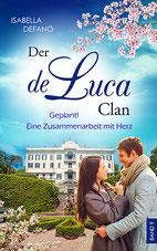 Isabella Defano - Buchreihe - der de Luca Clan Band 9 - Cover