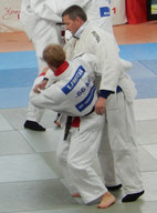 Stefan Mark Judo BaWü Meisterschaft