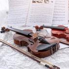 EuroCulture-バイオリンレッスン初級、中級、上級