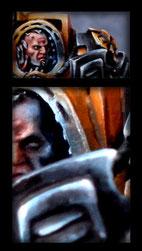 "Teaser ""Lysander Galaxy"", par Graphigaut"