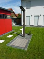 Bild Garten Dusche Gartendusche Pickel Alitzheim Metallbau