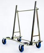 TSL 500 Glastransportwagen Plattentransportwagen transportsolution bis 500 kg Traglast