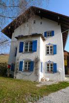 Landhaus kaufen Bayern Osterseen