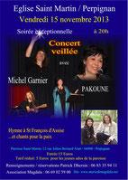 Concert Perpignan