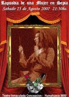 Rapsodia de una Mujer en Sepia (2007)
