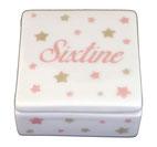 Boîte à dent de lait Constellation Nara Porcelaine