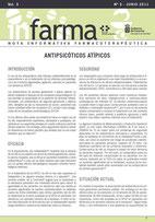 SCS. Nota informativa Farmacoterapéutica.