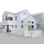 家型の家(計画案)