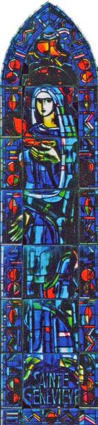 Notre-Dame 850 ans - Sainte Geneviève
