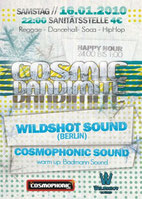 Wildshot Sound at Cosmic Dandimite (Chemnitz, Germany)