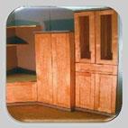 Wohnzimmermöbel bei der Schreinerei Berschneider Neumarkt
