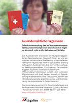 Ausländerrecht & Rassismustrafnorm