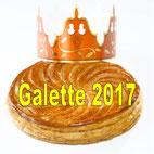 Galette des rois 2017
