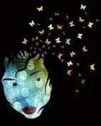papillons énergétiques, émotions résiduelles, émotions de surface