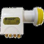Конвертор круговой 4 выхода Microelectronics Circular Quad LNBF