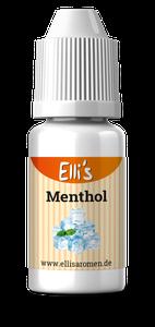 Lebensmittel oder Liquid mit Menthol anreichern und frischmachen