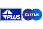 VISA PLUS, MasterCard Cirrus