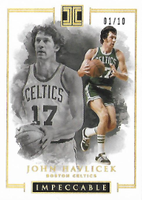 JOHN HAVLICEK / Gold Version - No. 16  (#d 1/10)