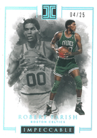 ROBERT PARISH / Silver Version - No. 62  (#d 4/25)