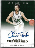 CHRIS FORD / Preferred Auto - No. 27  (#d 5/5)