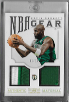 KEVIN GARNETT / NBA Gear - No. 45  (#d 1/10)