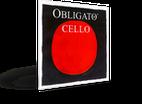 OBLIGATO теплый, богатый и в то же время мощный, блестящий и сфокусированный звук; требует меньшего натяжения, чем струны Evah Pirazzi.