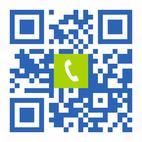 Telefonnummer der Zahnarztpraxis Prof. Dr. Peter-Michael Linck, Bad Orb: Einfach scannen und anrufen!