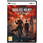 Sherlock Holmes : The Devil's Daughter disponible ici.