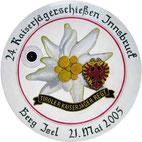 Ehrenscheibe 2005