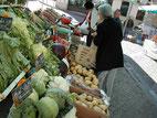 marché de La Réole