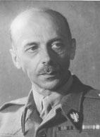 Генерал Т. Коморовский – главный комендант Армии Крайовой с 30 июня 1943 г. по 2 октября 1944 г.  General T. Komorowski - Chief Commandant of the Home Army from June 30, 1943 to October 2, 1944.