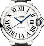 カルティエ バロンブルー レディース 自動巻 腕時計