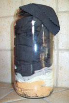 tutoriel fabrication essuie tout lavable, recyclage de tee-shirt