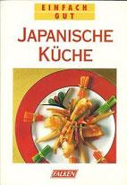 Scan des Buchcovers Einfach Gut Japanische Küche