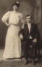 Edna (BESHORE) & Charles Franklin LAUCKS