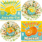 Jaya the Cat/MACSAT - Split