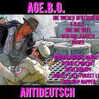 AGE.B.O. - Antideutsch