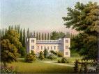 Schloss Tegel im 19. Jahrhundert