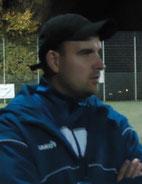 Konnte mit dem Spiel zufrieden sein. Trainer Sebastian Markus.
