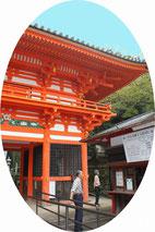 紀三井寺の山門