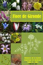 Flore de Gironde  tome 13